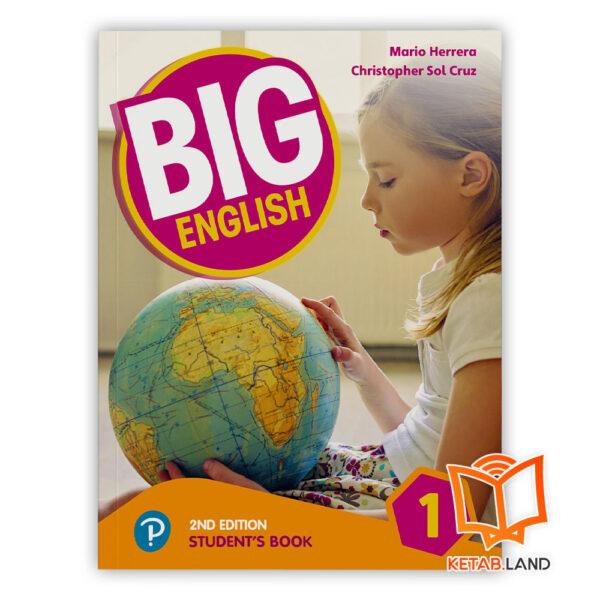 خرید کتاب Big English 1 2nd
