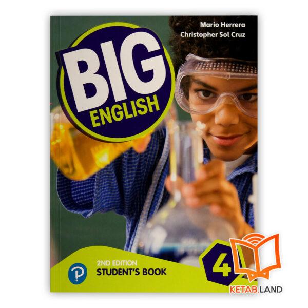 خرید کتاب Big English 4 2nd Edition