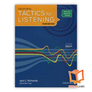 خرید کتاب Expanding Tactics for Listening 3rd
