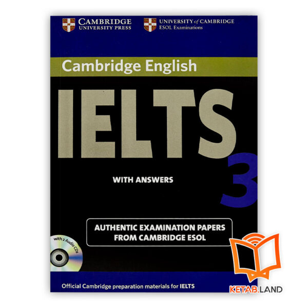 front_IELTS Cambridge 3