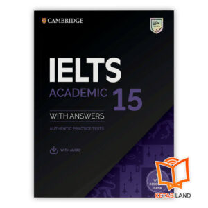 خرید کتاب Cambridge English IELTS 15 Academic