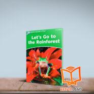 کتاب Let's Go to the Rainforest Dolphin Readers 3