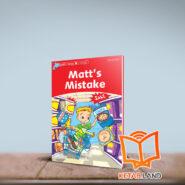 کتاب Matt's Mistake Dolphin Readers 2
