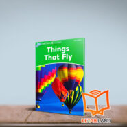 کتاب Things That Fly Dolphin Readers 3
