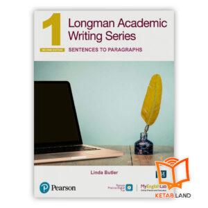 خرید کتاب Longman Academic Writing Series 1 2nd