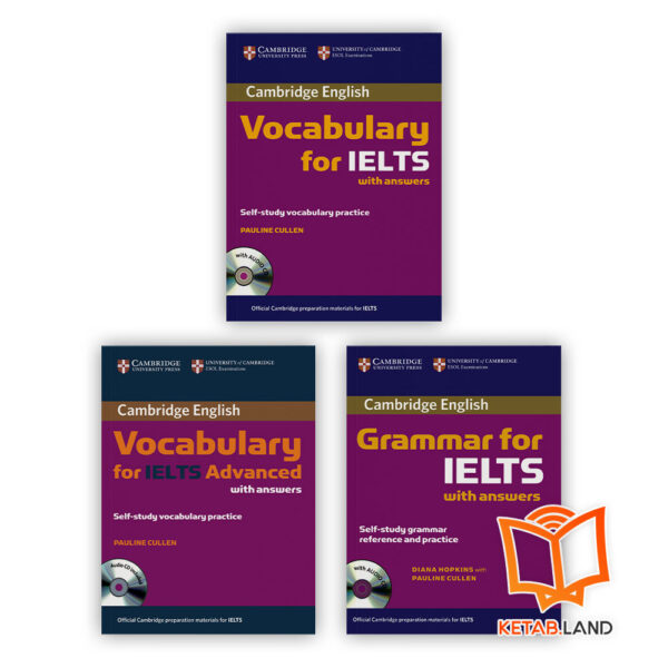 کتاب-Cambridge-Vocabulary-and-Grammar-for-IELTS-Original-Like-Collection