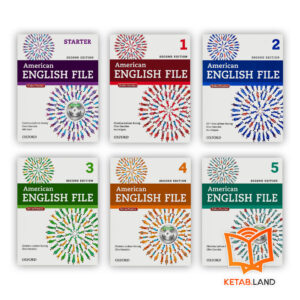 American-English-File-2nd-Collection