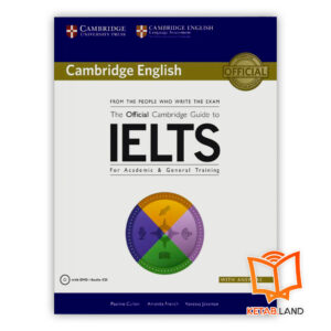 خرید کتاب The Official Cambridge Guide to IELTS+DVD