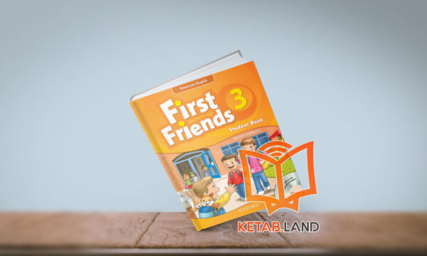 کتاب American First Friends 3