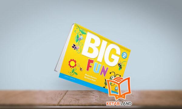 Big Fun 2+SB+WB+DVD گلاسه رحلی