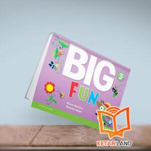 Big Fun 3+SB+WB+DVD گلاسه رحلی