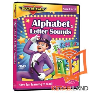 Alphabet and Letter Sounds DVD