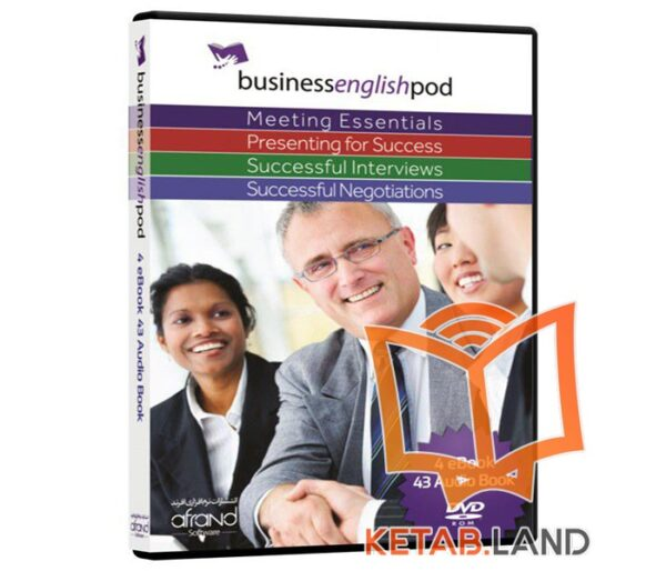 Business English Pod DVD