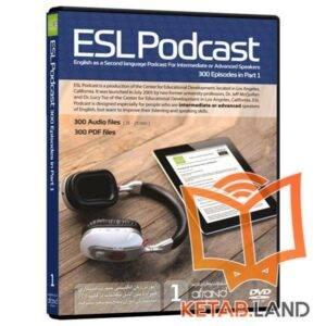 ESL Podcast 300 Episodes In Part 1 DVD
