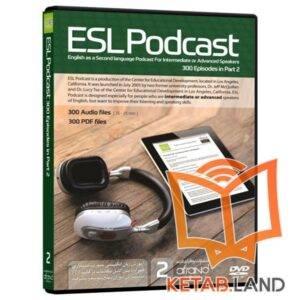 ESL Podcast 300 Episodes In Part 2 DVD