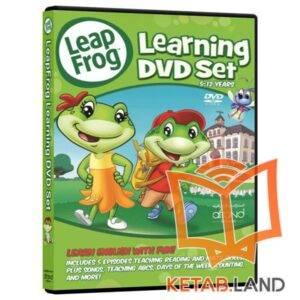 Leap Frog Learning DVD | دی وی دی آموزشی زبان