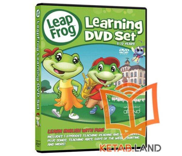 Leap Frog Learning DVD
