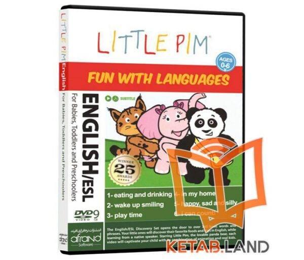 Little Pim DVD | زبان انگلیسی