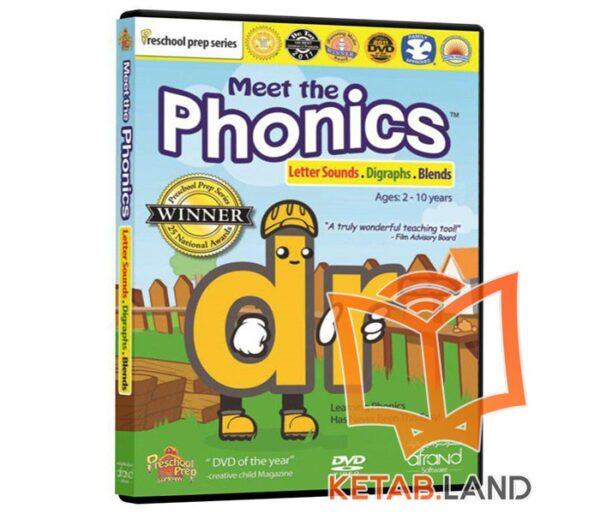 Meet The Phonics DVD
