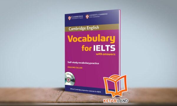 کتاب Intermediate Cambridge Vocabulary for IELTS