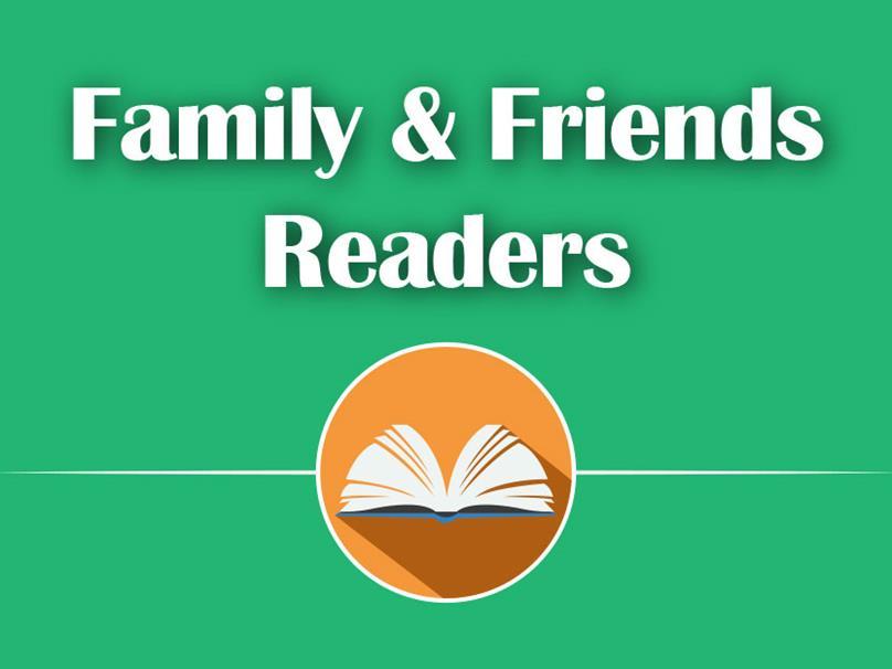 Family And Friends Readers - خرید کتاب داستان انگلیسی -  -مجموعه کتاب Family And Friends Readers - کتاب لند