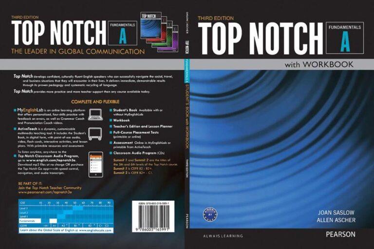 کتاب Top Notch Fundamentals A 3rd