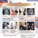 یادگیری فرهنگ و زبان انگلیسی کتاب تاپ ناچ 1B ویرایش دوم
