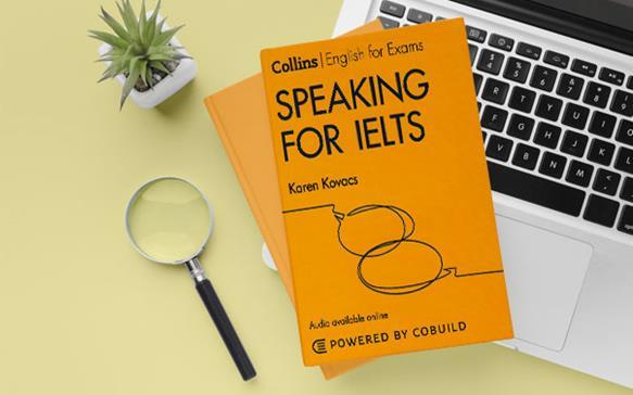 معرفی کتاب speaking for ielts