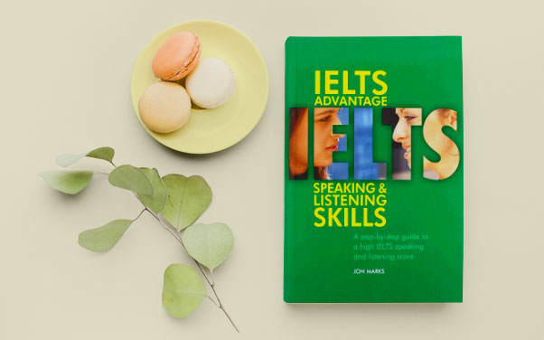 معرفی کتاب IELTS Advantag Speaking and Listening Skills