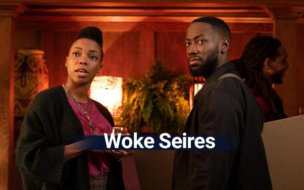 سریال Woke برای یادگیری زبان انگلیسی