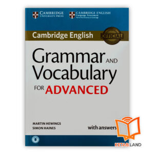 خرید کتاب Grammar and Vocabulary for Advanced