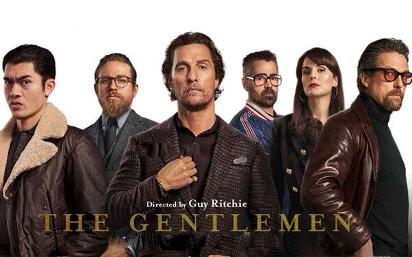 یادگیری زبان انگلیسی با فیلم جنتلمن