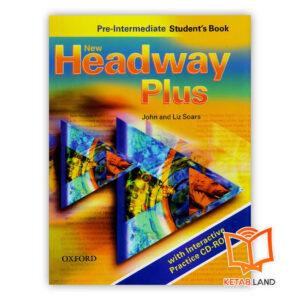 خرید کتاب New Headway Plus Pre-Intermediate