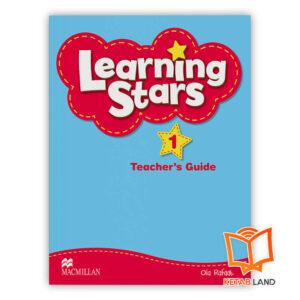خرید کتاب معلم 1 Learning Stars
