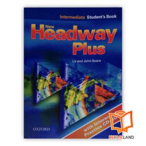 خرید کتاب New Headway Plus Intermediate