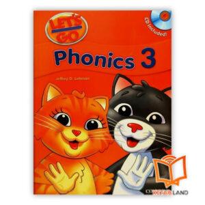 خرید کتاب Let's Go Phonics 3