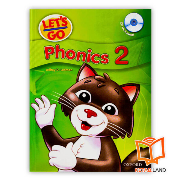 خرید کتاب Let's Go Phonics 2