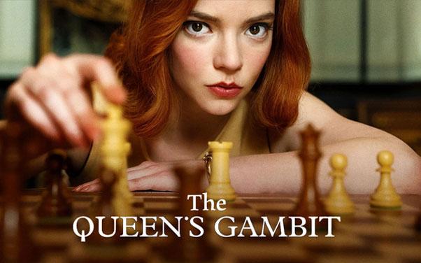 فیلم queens gambit برای تقویت زبان انگلیسی