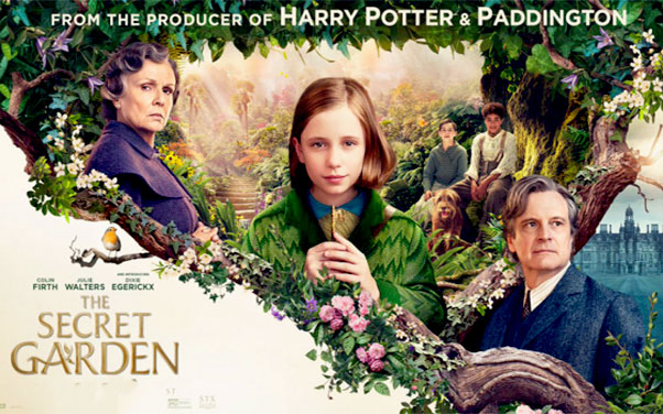 تقویت زبان انگلیسی با سریال secret garden