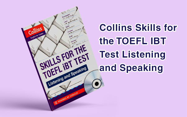 معرفی کتاب Collins Skills for the TOEFL IBT Test Listening-and Speaking