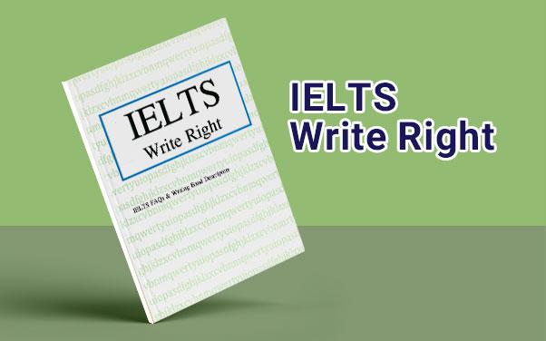 معرفی کتاب IELTS Write Right