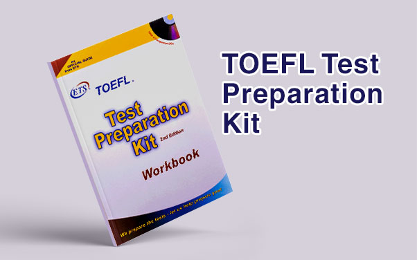 معرفی کتاب TOEFL Test Preparation Kit
