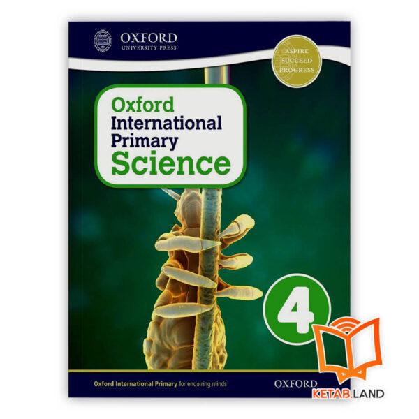 خرید کتاب Oxford International Primary Science 4
