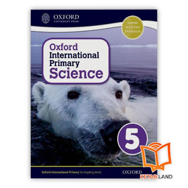 خرید کتاب Oxford International Primary Science 5