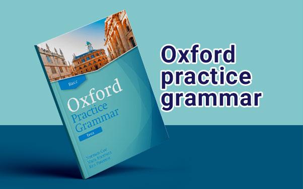 معرفی کتاب oxford practice grammar