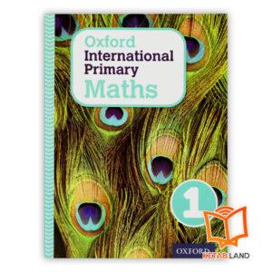 خرید کتاب Oxford International Primary Math 1