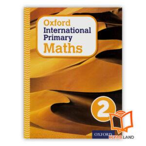 خرید کتاب Oxford International Primary Math 2