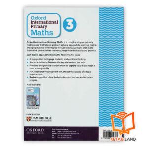 قیمت کتاب Oxford International Primary Math 3