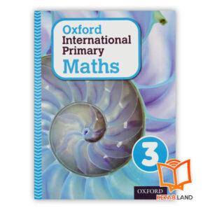 خرید کتاب Oxford International Primary Math 3