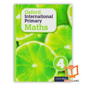 خرید کتاب Oxford International Primary Math 4